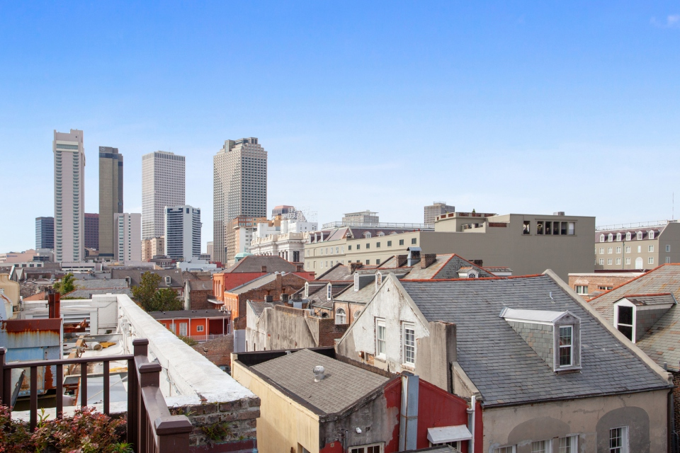 528 Wilkinson Roof-Top Downtown View