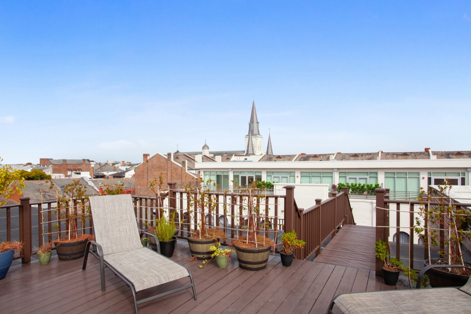528 Wilkinson Roof-Top Cathedral View